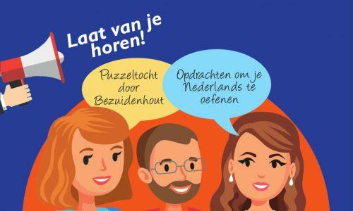 Save the date: 'Spreek Nederlands Dag' 28 September 2019