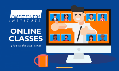 All classes continue as online (video conference) classes